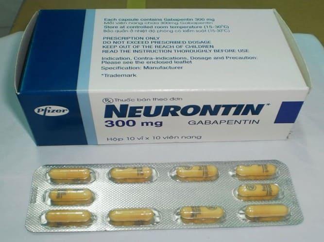 نيورونتين - إدمان حبوب النيورونتين مخدرات وما أضرارها