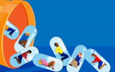 علاج إدمان البنزوديازيبين في 3 مراحل في مستشفى دار الشفاء