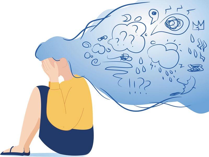أعراض التوتر العصبي الجسدية