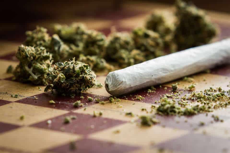 Cannabis addiction treatment