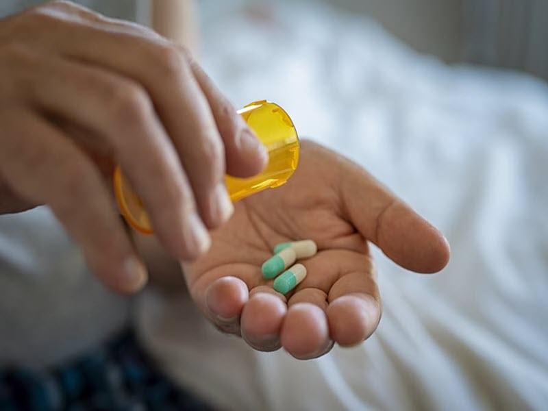 أضرار المخدرات على الجهاز العصبي