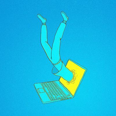 الادمان الالكتروني والتكنولوجيا