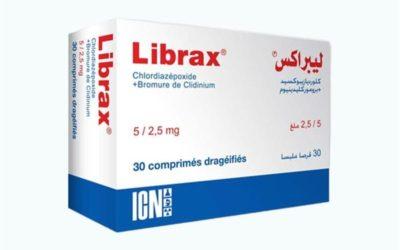 دواء ليبراكس لعلاج القولون العصبي هل يسبب الإدمان؟